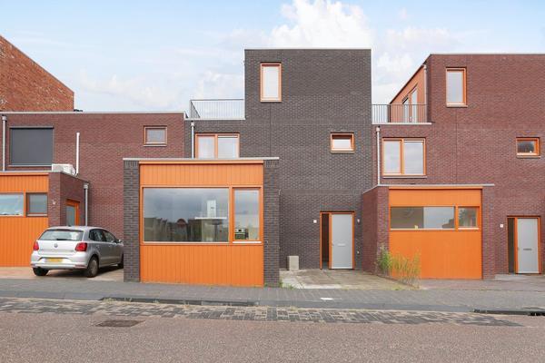 Baak Van Hellevoetsluis 7 in Amersfoort 3826 GN