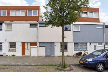 Hodsonstraat 14 in Haarlem 2022 DV
