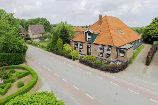 Kerkbuurt 31 in Wijdenes 1608 EK