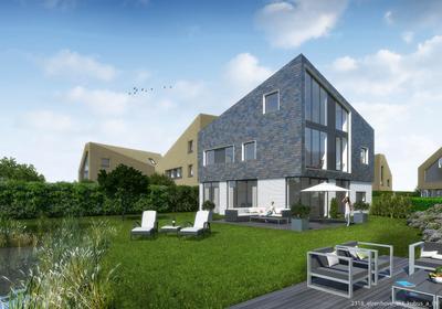 Elzenhove - Squarehouse in Zwaanshoek 2136 LB