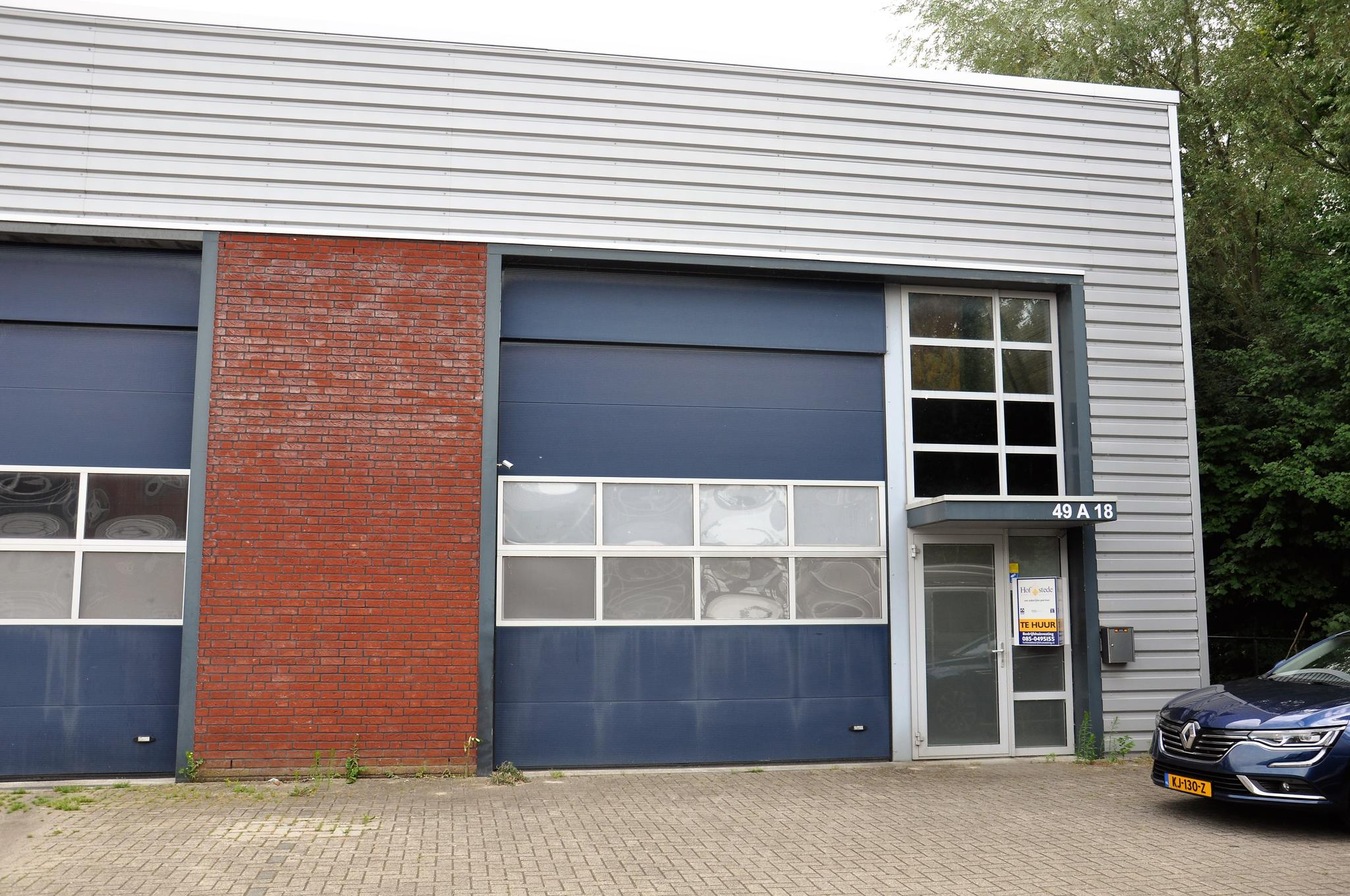 Vierlinghstraat 49 A18 In Werkendam 4251 Lc Bedrijfsruimte