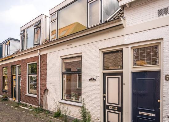 Singelstraat 67 in Delft 2613 EN