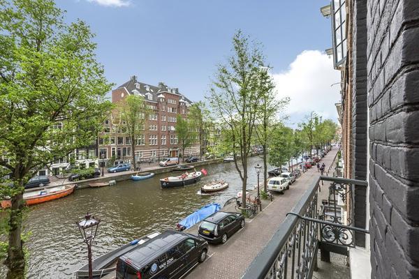 Prinsengracht 907 * in Amsterdam 1017 KD