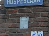 Hospeslaan 58 in Haarlem 2015 GL