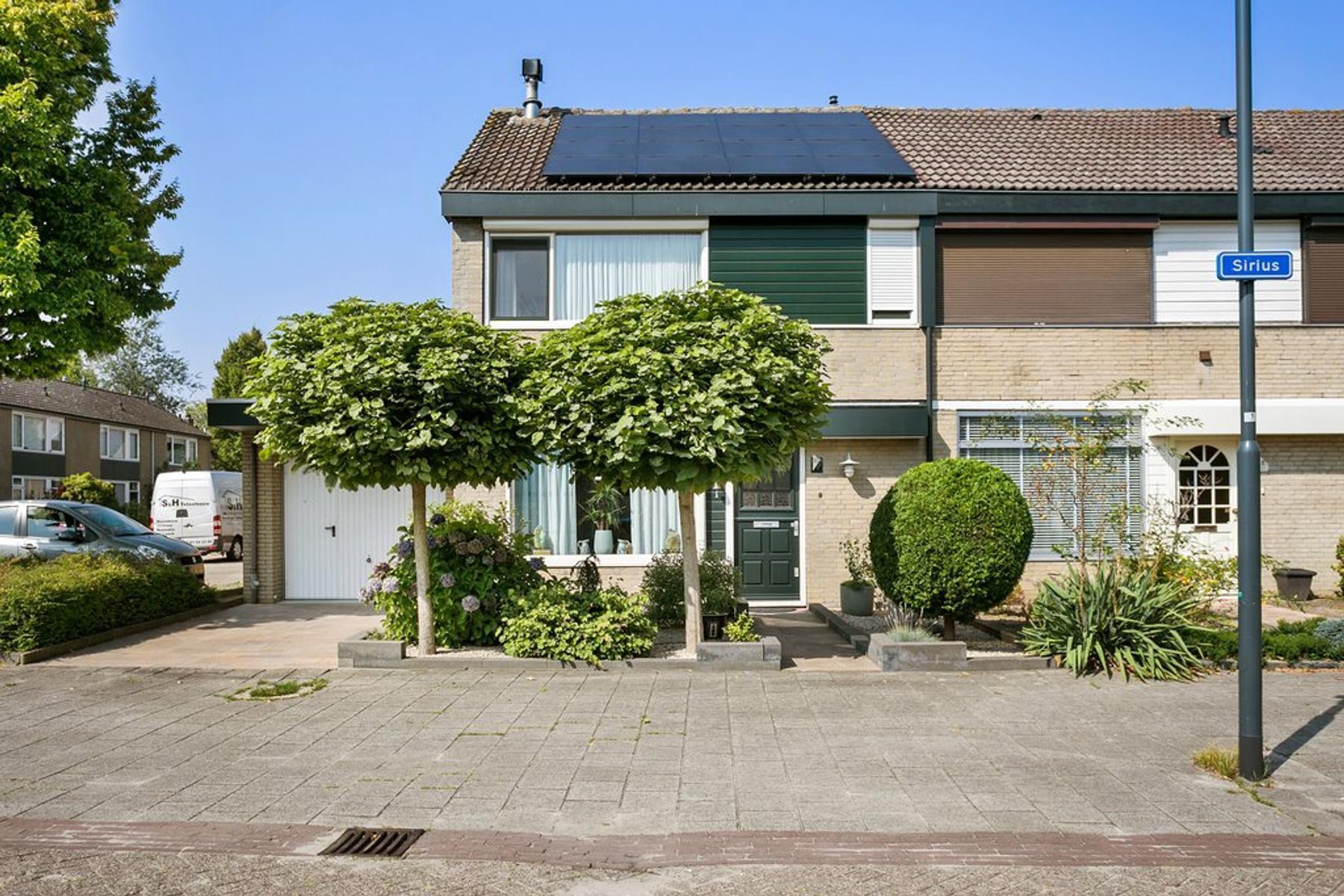Betere Sirius 10 in Oosterhout 4907 CK: Woonhuis. - Ster Makelaardij BP-79