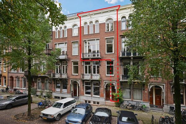 Johannes Verhulststraat 42 Bov. in Amsterdam 1071 NE