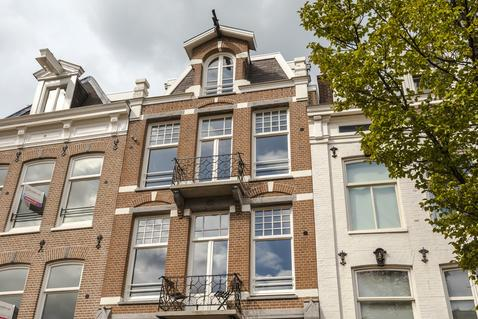 Overtoom 278 D in Amsterdam 1054 JC