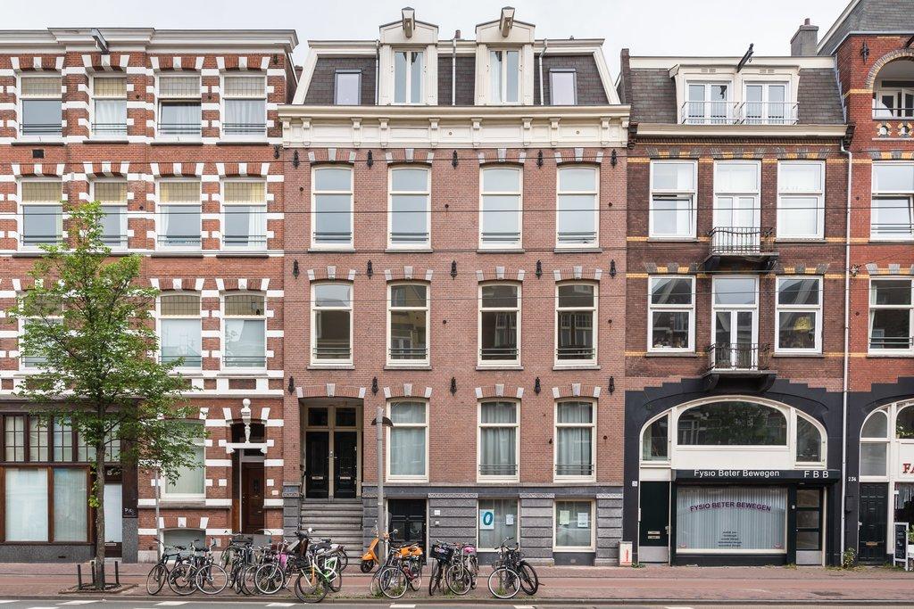 Overtoom 260 1 in Amsterdam 1054 JB: Appartement. - Tel Makelaars