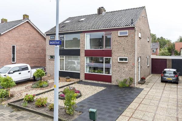 Binderstraat 37 in Nieuw-Vennep 2151 BJ