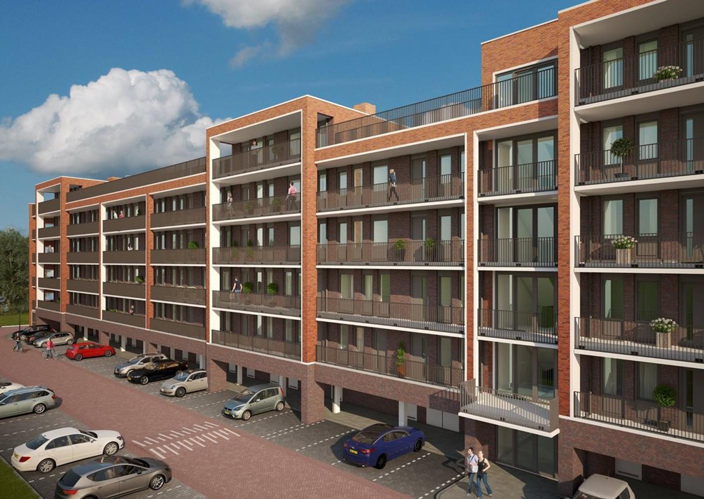 1E Melmseweg 39 in Veenendaal 3905 MA: Appartement. - Diepeveen ...