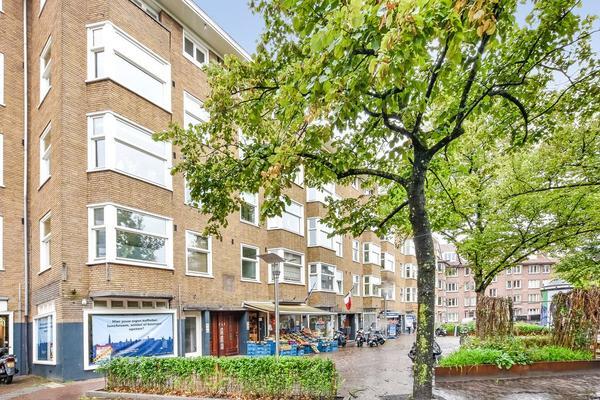 Van Hallstraat 260 in Amsterdam 1051 HM