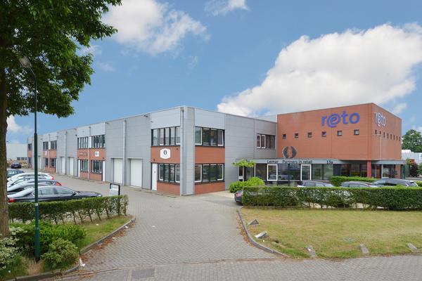 kantoorruimte te huur in Soest, beschikbaar via ReBM bedrijfsmakelaardij.