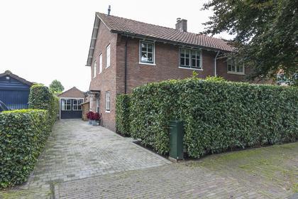 voorzijde woning