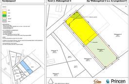 Plan Elleboogstraat   Kavel 2 in Langenboom 5453 SJ