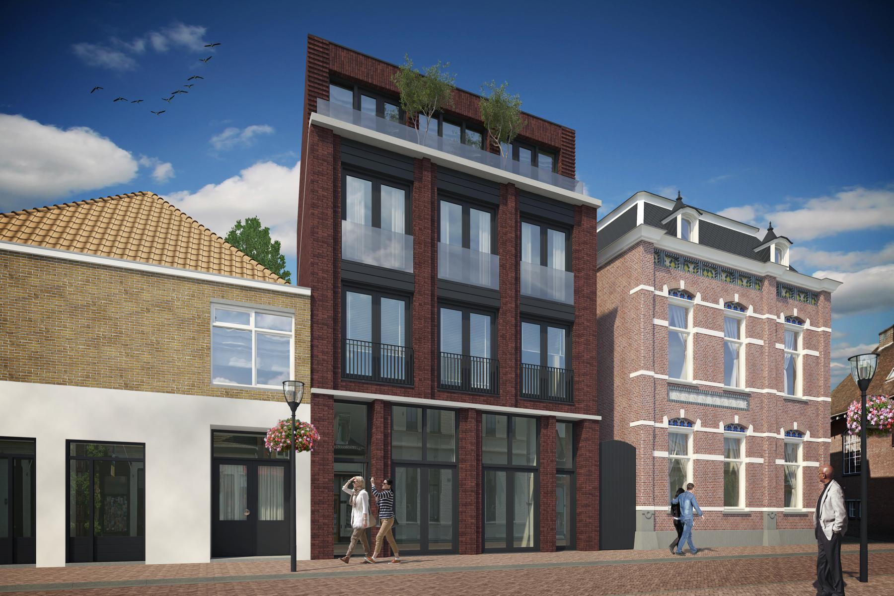 Heuvel 18 d in geldrop 5664 hl appartement te koop for Makelaar eindhoven