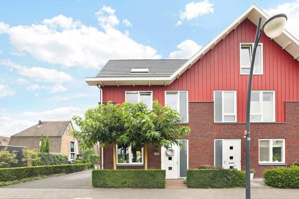 Hanzeboulevard 105 in Hooglanderveen 3829 EW