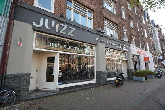 Overtoom 201 - 203 in Amsterdam 1054 HT