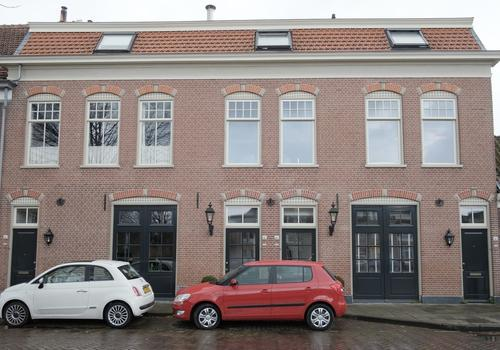 Papentorenvest 10 A in Haarlem 2011 AW