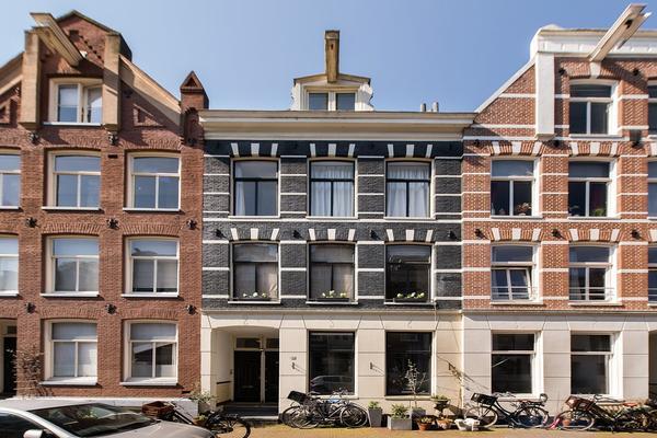Reyer Anslostraat 24 Ii in Amsterdam 1054 KV