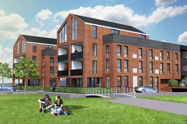 Bentheimerstraat Appartement 7 in Coevorden 7741 JL