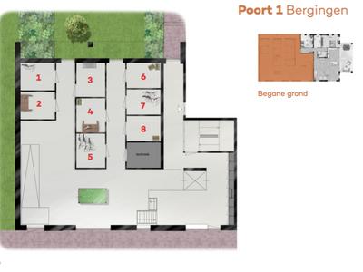 Bentheimerstraat Appartement 8 in Coevorden 7741 JL