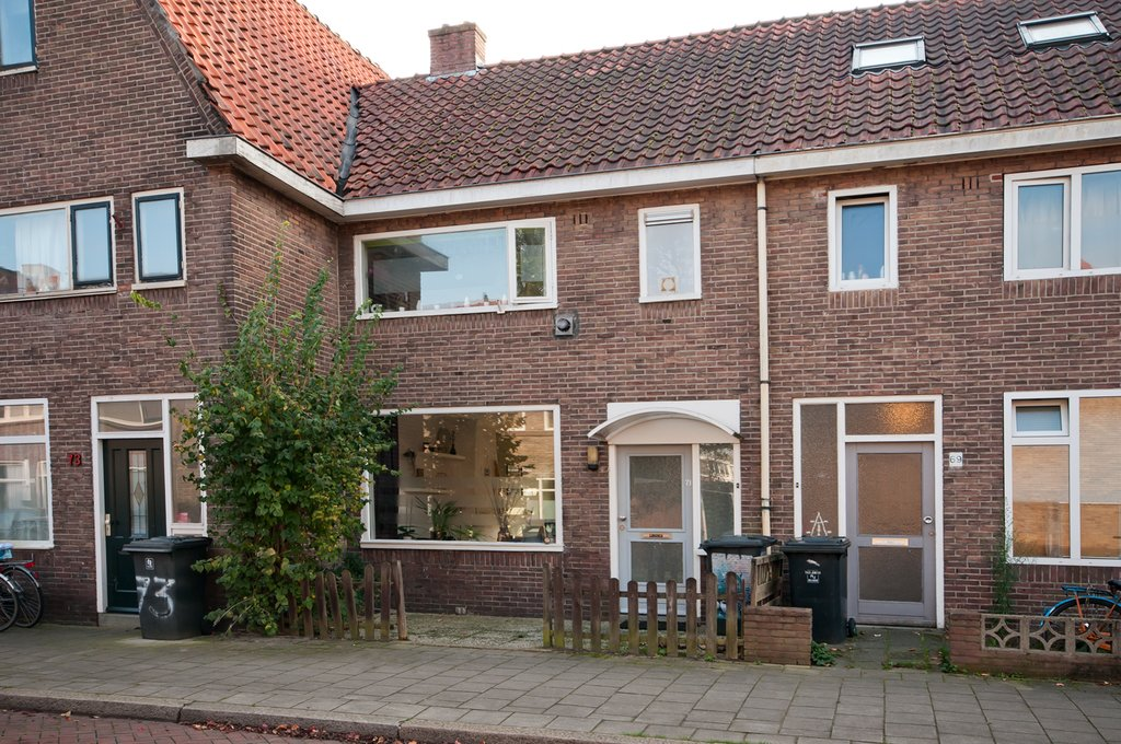 St. winfridusstraat 71 in utrecht 3553 sc: woonhuis. peek & pompe