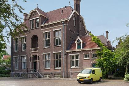 Westerstraat 111 in Enkhuizen 1601 AD