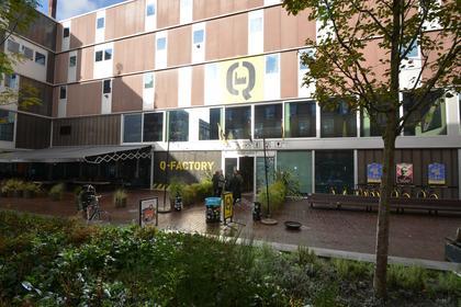 Atlantisplein 1 in Amsterdam 1093 NE