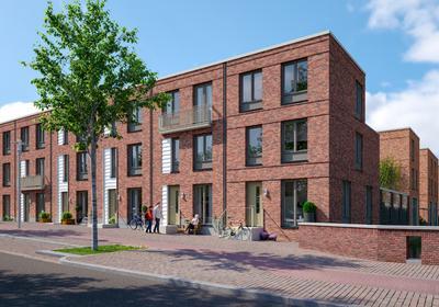 105 | Tussenwoning A4 | Suytkade-Noord in Helmond 5705 KG