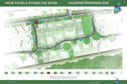 Sysseltse Zoom Kavel 47 in Ede 6711 VP
