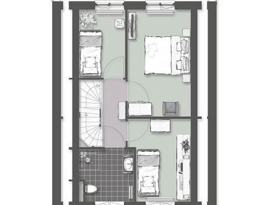 Nieuwe Vesting Fase 2B (Bouwnummer 16) in Hellevoetsluis 3224 XM