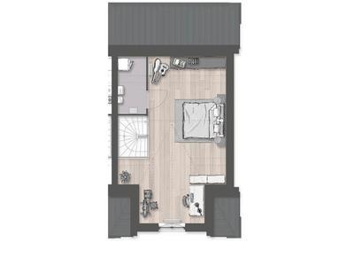 Nieuwe Vesting Fase 2B (Bouwnummer 13) in Hellevoetsluis 3224 XM