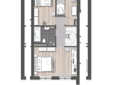 Nieuwe Vesting Fase 2B (Bouwnummer 23) in Hellevoetsluis 3224 XM