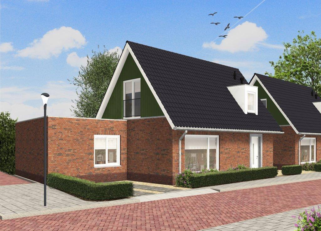 Maasgaard patiowoning bouwnummer 12 in wijk en aalburg for Mijn huis op funda