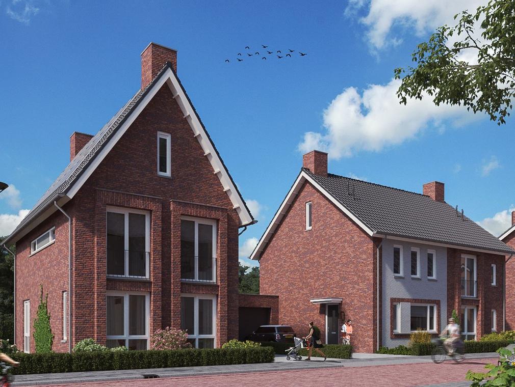 Bouwnummer 8 in Oudenbosch 4731 XX