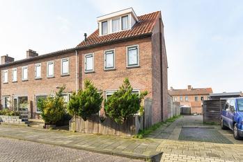 Bandoengstraat 43 in Haarlem 2022 EJ