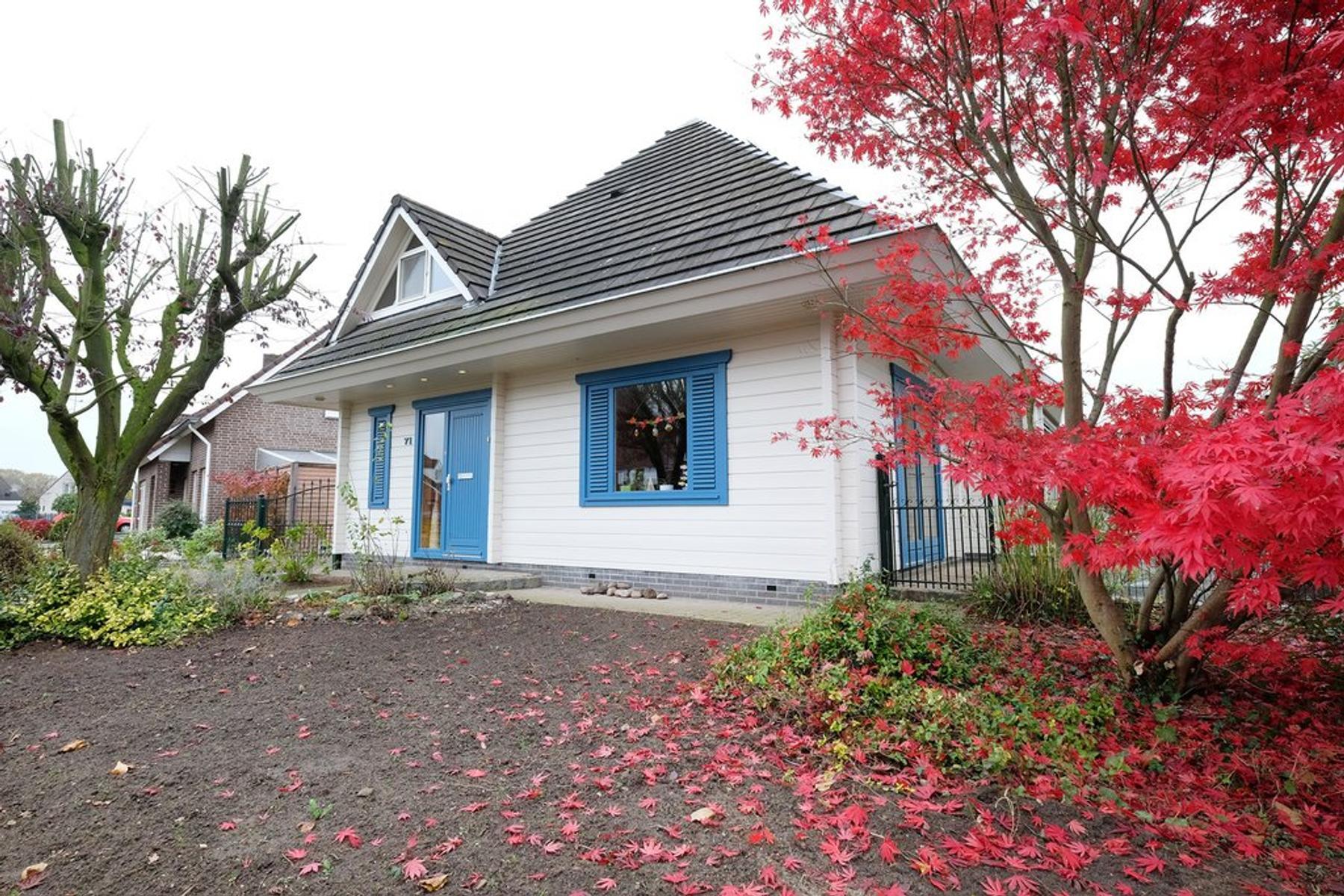 Boegstraat 71 in maasbracht 6051 ld: woonhuis. michel makelaardij