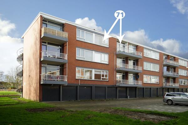 Scherwolderhemstraat 71 in Sneek 8608 CE