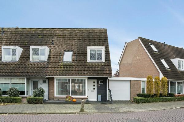 Bakkerstraat 16 in Oosterhout 4901 EA