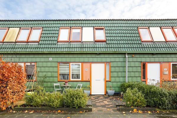 Riesenberg 49 in Amersfoort 3825 GD