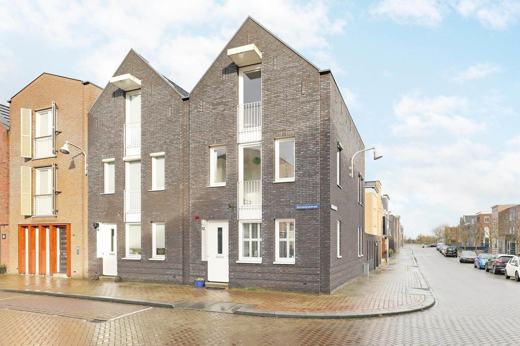Schoklandstraat 12 in Amersfoort 3826 CK