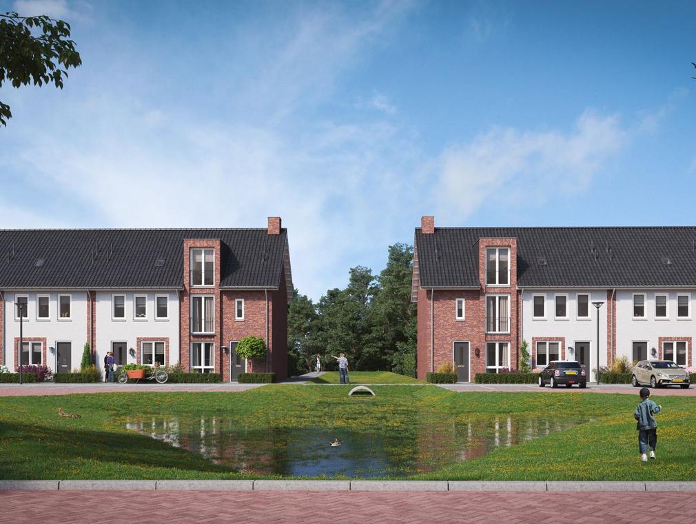 Bouwnummer 9 in Oudenbosch 4731 XX