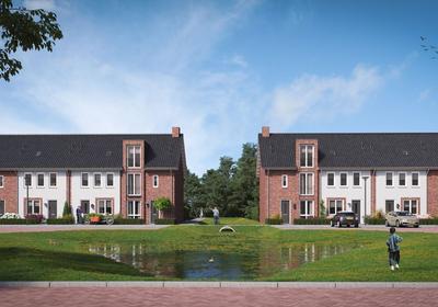 Bouwnummer in Oudenbosch 4731 XX
