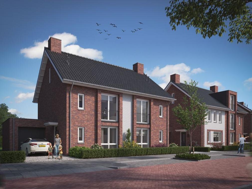 Bouwnummer 21 in Oudenbosch 4731 XX