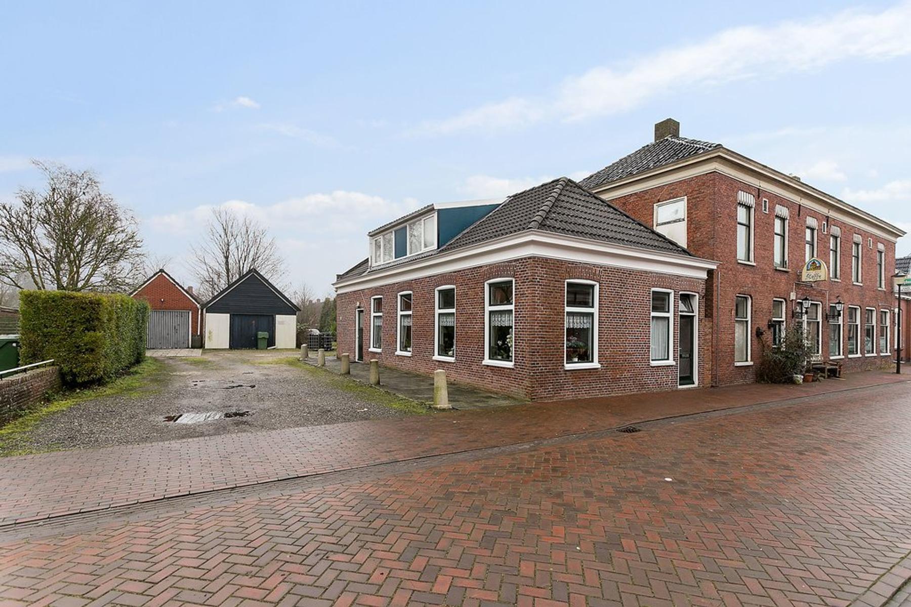 Hoofdstraat 9 in Stedum 9921 PA