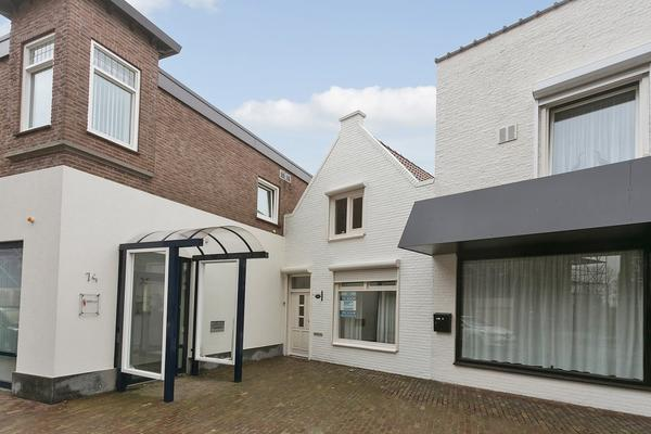 Kerkstraat 12 in Oud Gastel 4751 HN