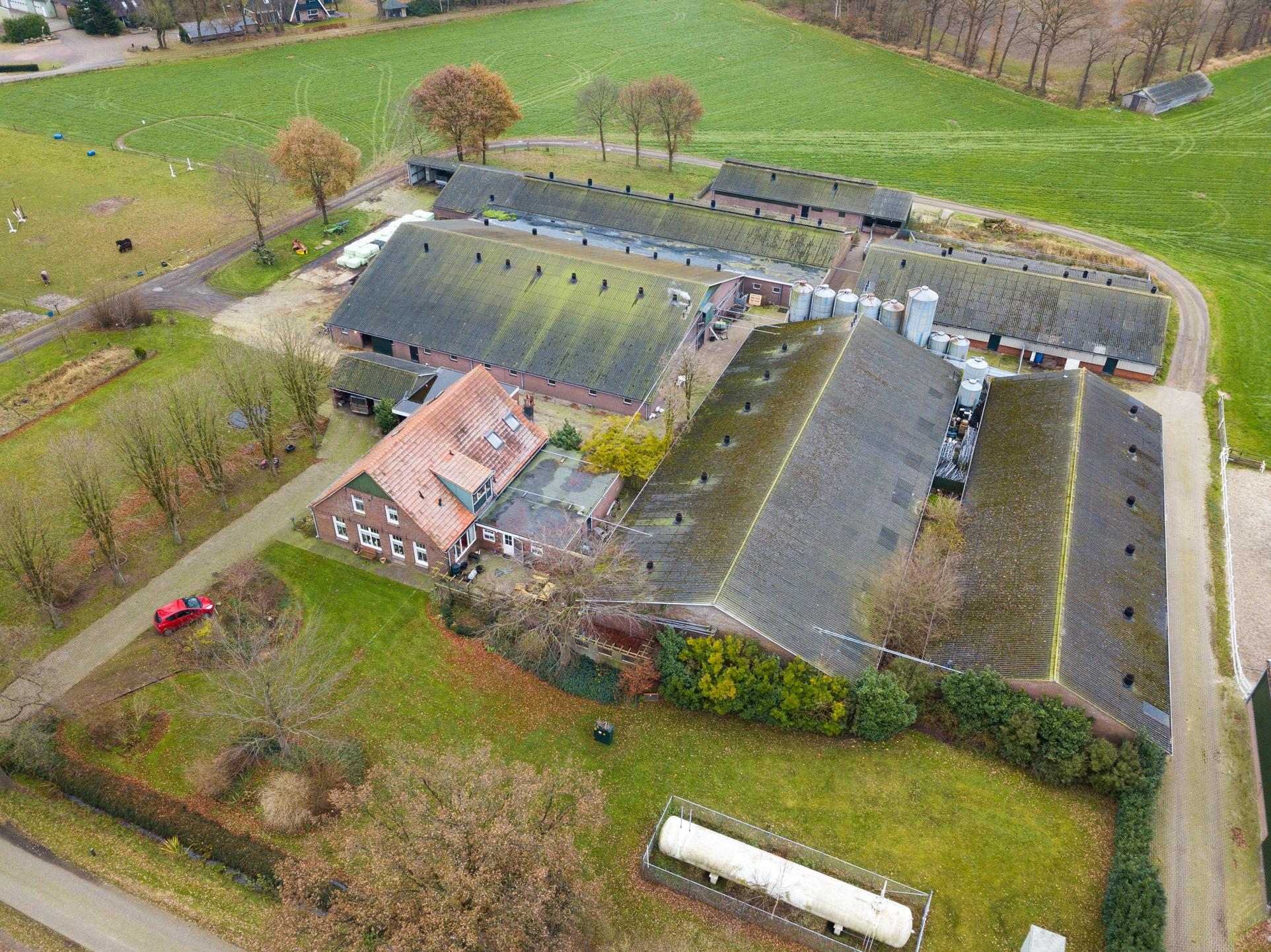 Schuurmansweg 5 in beltrum 7156 sk varkenshouderij te for Agrarisch bedrijf te koop gelderland
