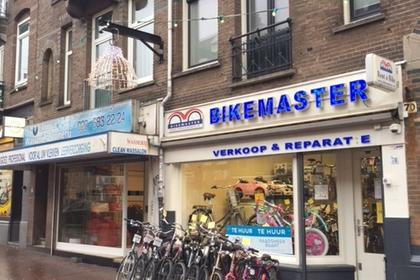 De Clercqstraat 70 Bg in Amsterdam 1052 NK