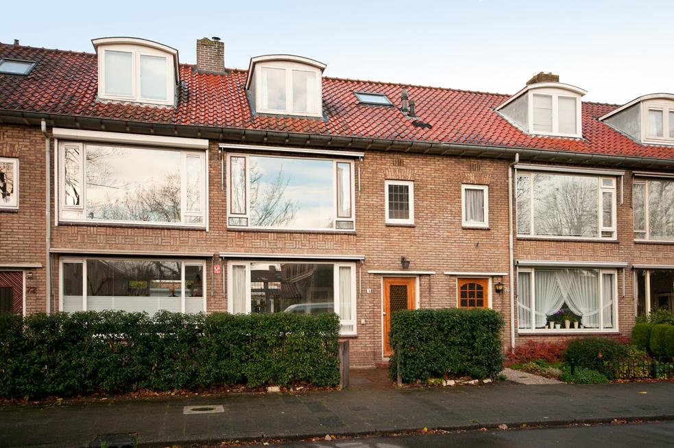 Von weberstraat 74 in utrecht 3533 eg: woonhuis. peek & pompe
