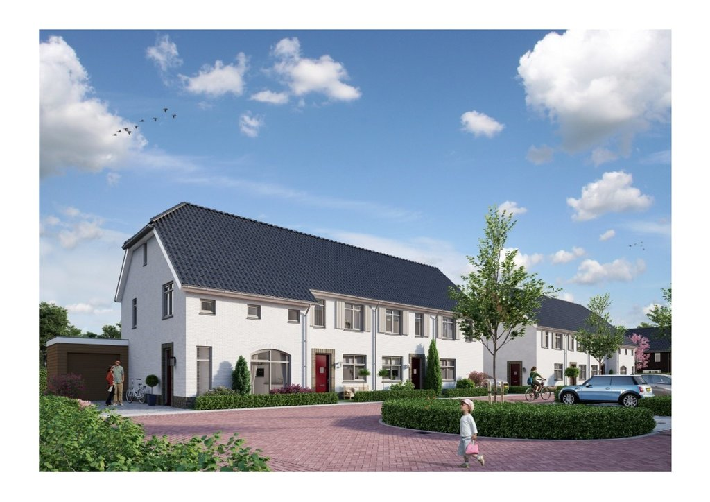 Vk Design Keukens : Driestapelenhof bouwnummer 3 in kaatsheuvel 5171 vk: woonhuis